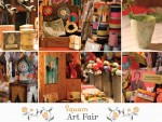 Squam Art Fair & RAVELRY Revelry!