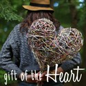JUST FOR YOU:   GIFT of the HEART
