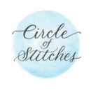 circle of stitches