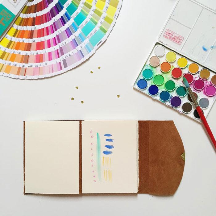 |  colour inspiration  |