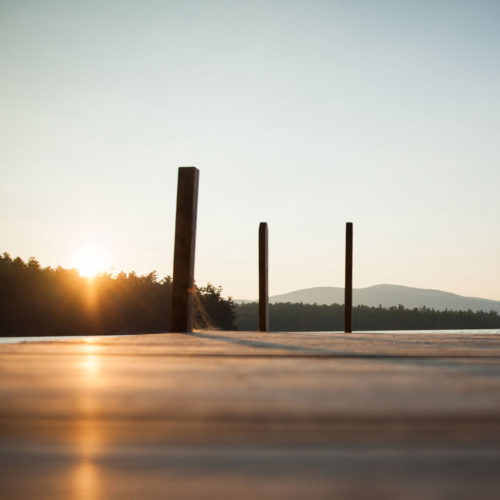 Morning on the dock :: a podcast series