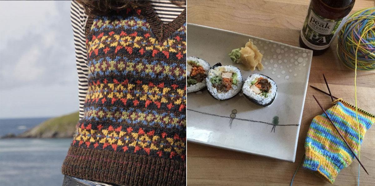 sushi-dip