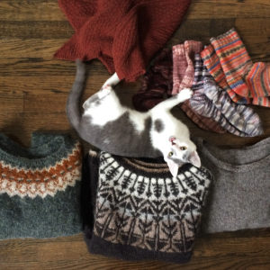 celebrating a winter woollen wardrobe wonderland