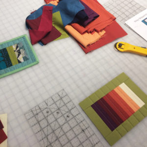 makers monday :: contemporary quilt gathering